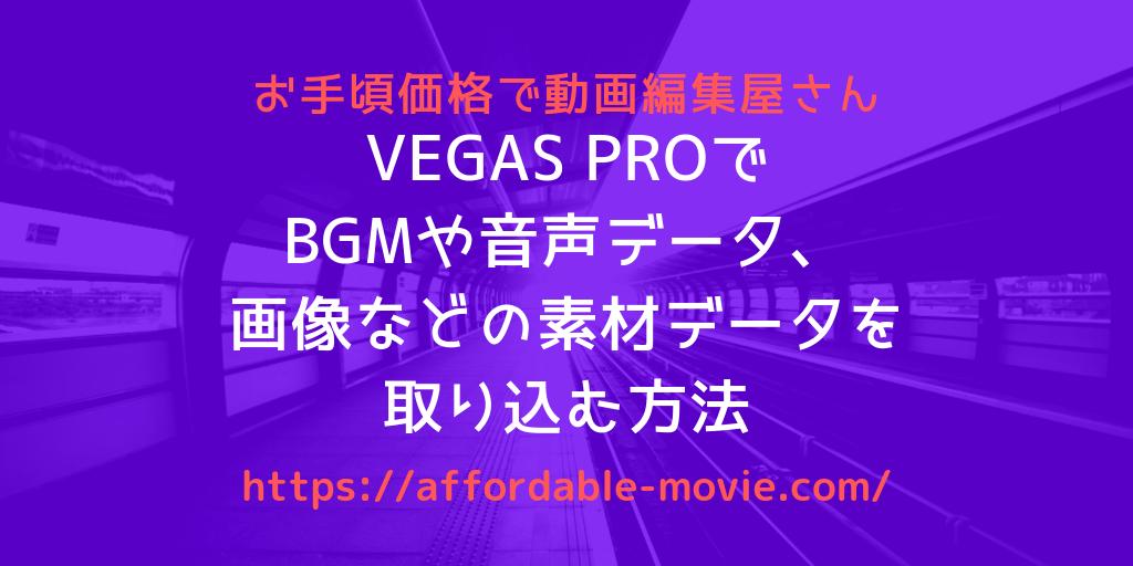 vegas-import-various-media